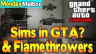 GTA 5 Online Bulletproof Windows, Flamethrower & GTA