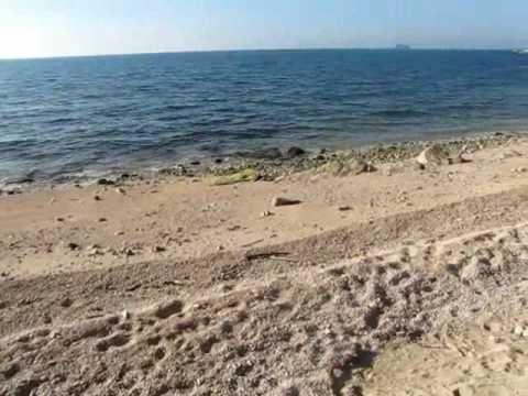 Rovinj beaches: PUNTA CORRENTE