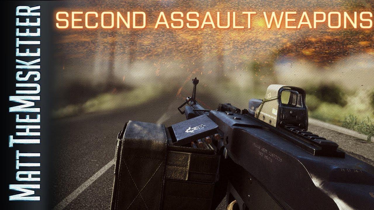 CAMPAIGN GUN UNLOCKS - Forums - Battlelog / Battlefield 4