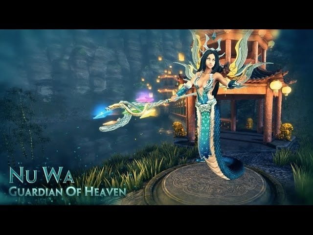 SMITE - God Reveal: Nu Wa, Guardian of Heaven