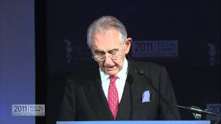 Pete Peterson: American debt burdens | The 2011 Fiscal Summit
