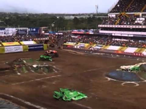 monster jam Costa Rica. Última Fecha(3)