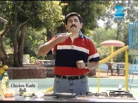 Khana Khazana Ramzan Special - Chicken Kathi Roll