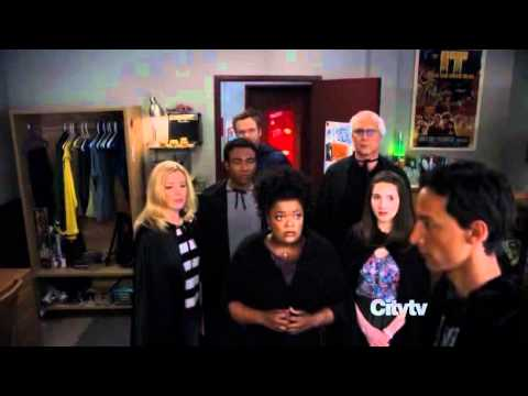 Jeff's Epic Speech Montage (Community 2.21)