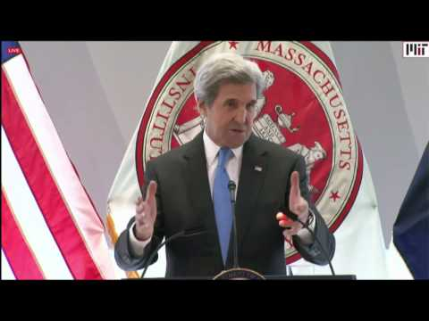 Secretary Kerry Leads On Climate Change