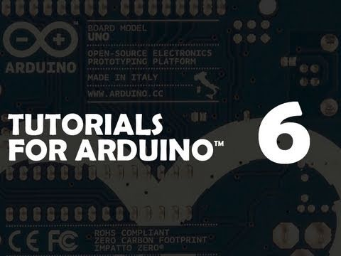 Arduino Tutorial 06: Serial Communication and Processing