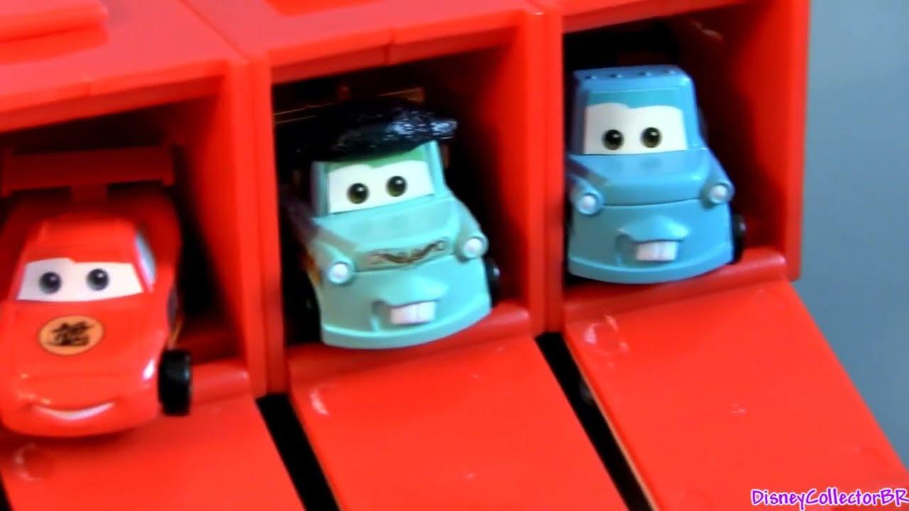 Build mack truck hauler tomica takara tomy tokyo mater - Flash mcqueen et mack ...