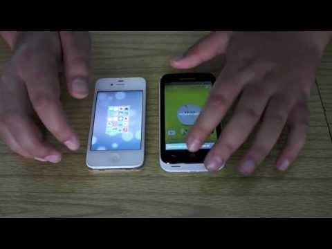 Vodafone smart 3 boot test iphone 4s