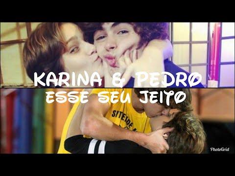 Karina & Pedro || Esse Seu Jeito (Olhinho Bem Fechado)