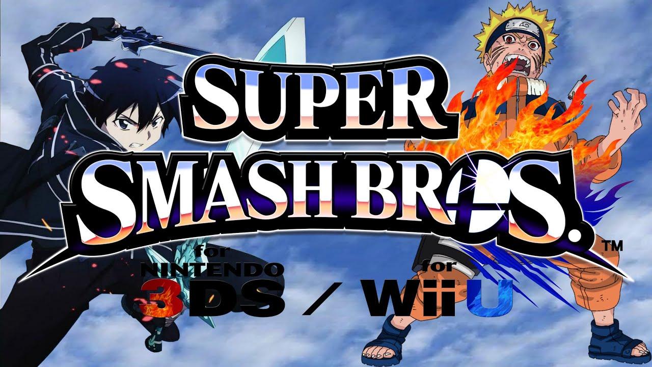 Super smash brothers wii u demo fake youtube