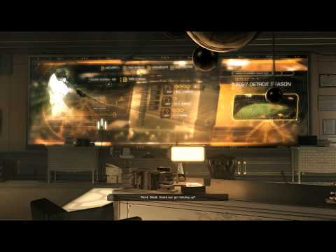 Deus Ex: Human Revolution On Hd 7850 1gb + Fx 4300 Be (maxed 1920x1080)