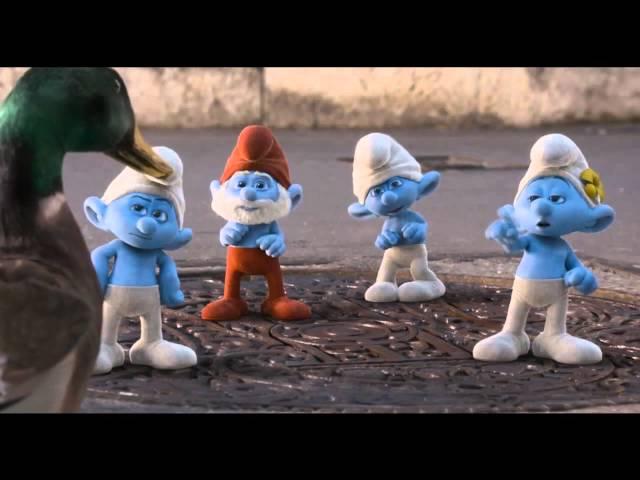 The Smurfs 2 Featurette - Voice Cast (2013) - Animated Sequel HD
