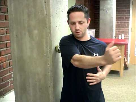 Self Trigger Point Amp Active Release For Posterior Shoulder