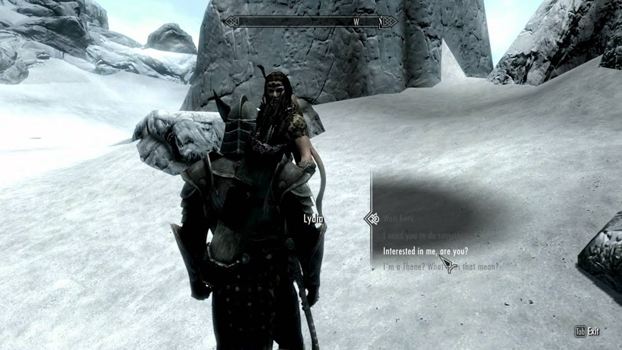 how to find lydia in skyrim pc