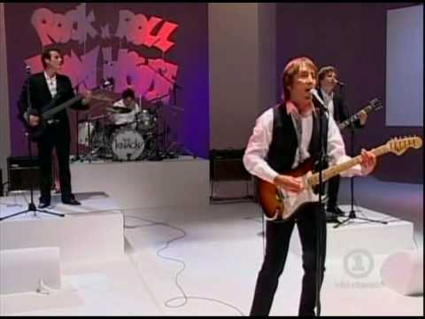 The Knack - My Sharona live (HQ) - YouTube