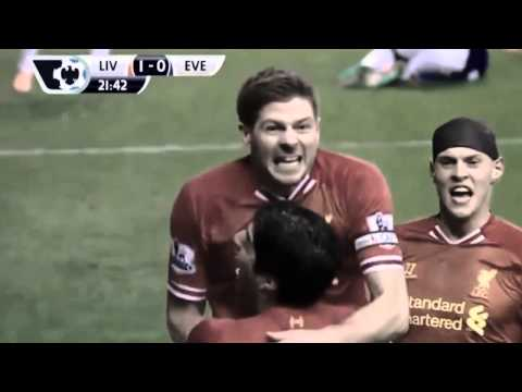 Liverpool 4 Everton 0
