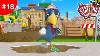 Statočné autíčka - Pohromákov neštastný deň