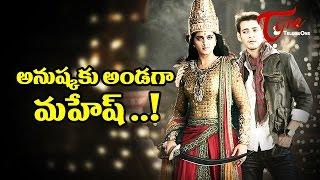 Mahesh Babu supports Anushka Rudhramadevi Movie