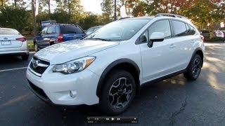2013 Subaru XV Crosstrek Limited Start Up, Exhaust, and In Depth Review videos
