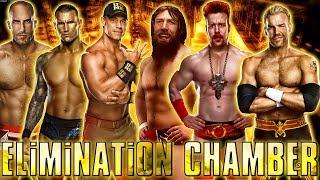 WWE 2K14: Antonio Cesaro Vs Randy Orton Vs John Cena Vs