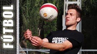 Fútbol: Como controlar el balón con el pecho