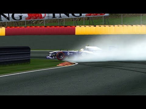 WAD HD™ - WAD Racing - Fail & Crash Compilation - #2