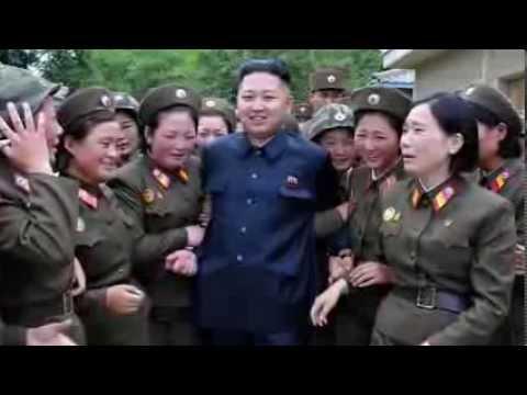Kim Jong Un, the Candy Man! (The B-el Presidente song)
