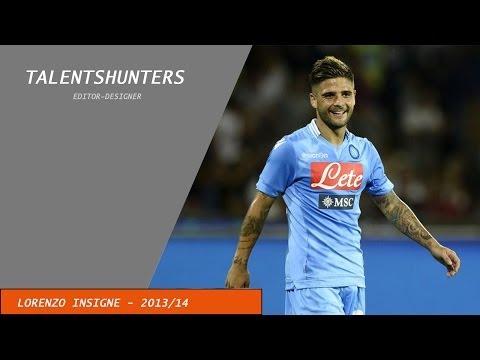 Lorenzo Insigne - Skills, Goals, Assists - Napoli - 2013/2014