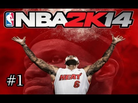 HOUSTON ROCKETS VS CHICAGO BULLS - Nba 2k14 Gameplay #1