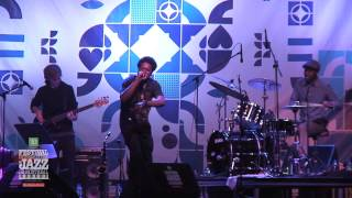 Soweto Kinch - Spectacle 2013