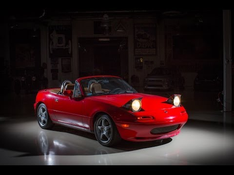 25 Years of Miata - Jay Leno's Garage