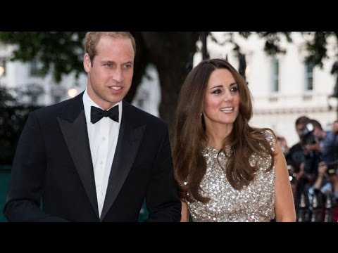 Prince William, Duchess Kate Break Tradition for Royal Baby Prince George's Christening
