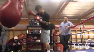 Marcos Maidana Vs Floyd Mayweather Full Training