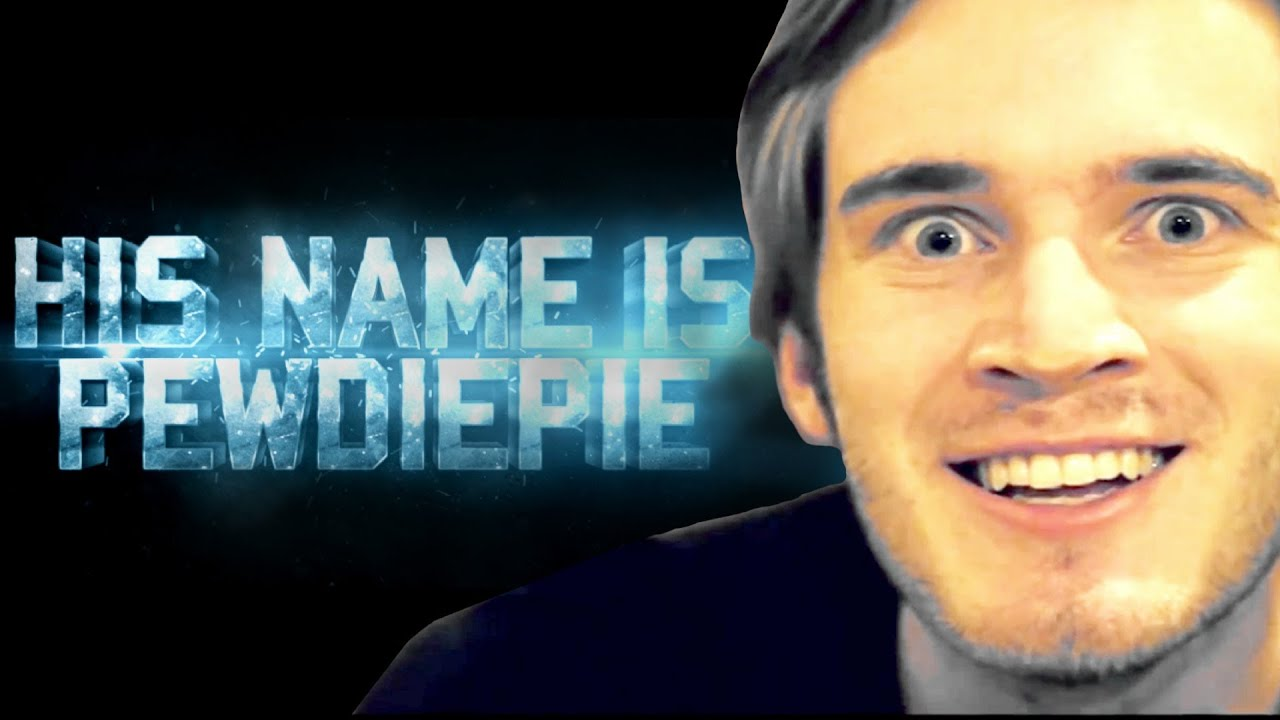 HIS NAME IS PEWDIEPIE (Song with PewDiePie samples) - Song ...