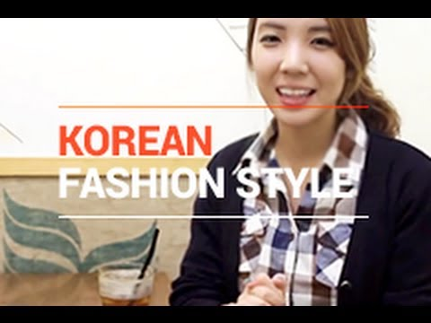 Korean Fashion Style Trend Report