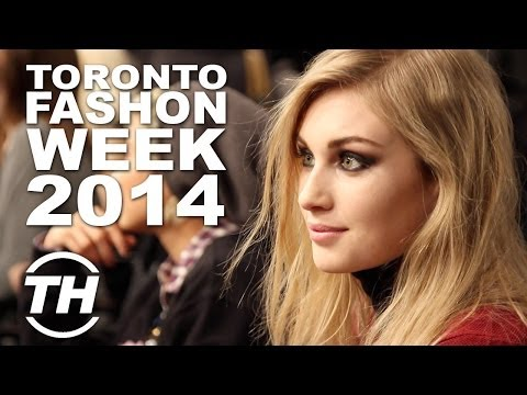 Toronto Fashion Week 2014