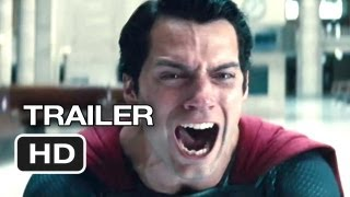 Man Of Steel TRAILER Fate Of Your Planet (2013