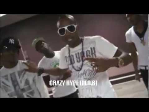 FRENCH SQUAD DANCA ( FSD ) and CRAZY HYPE ( MOB ) : LINK UP :SHOOK IT UP and LEVEL