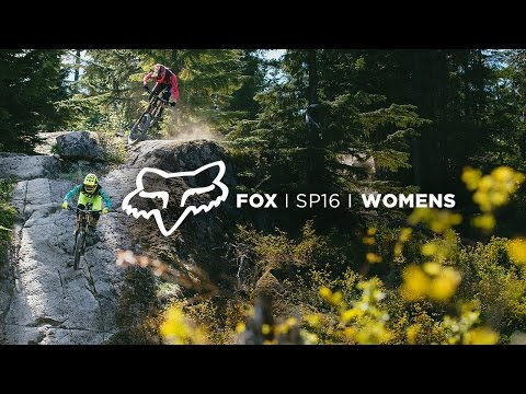 Fox MTB Presents | Spring 2016 Women's Demo Downhill Gear
