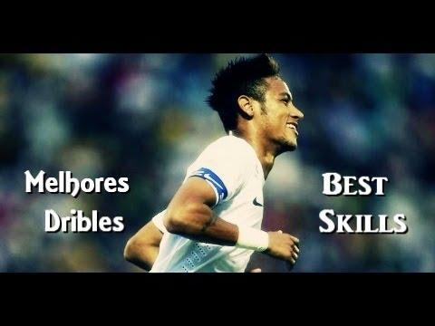 Neymar ● Os Melhores Dribles ● 2009 - 2013