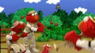 Elmo Tickle Me Land
