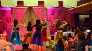Bollywod Dance Class NYC | Bollywood Performance by BNB DANCE | Bollywood Filmy Dance Class