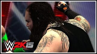 WWE 2K15 New PS3/360 Screenshots Featuring Bray Wyatt