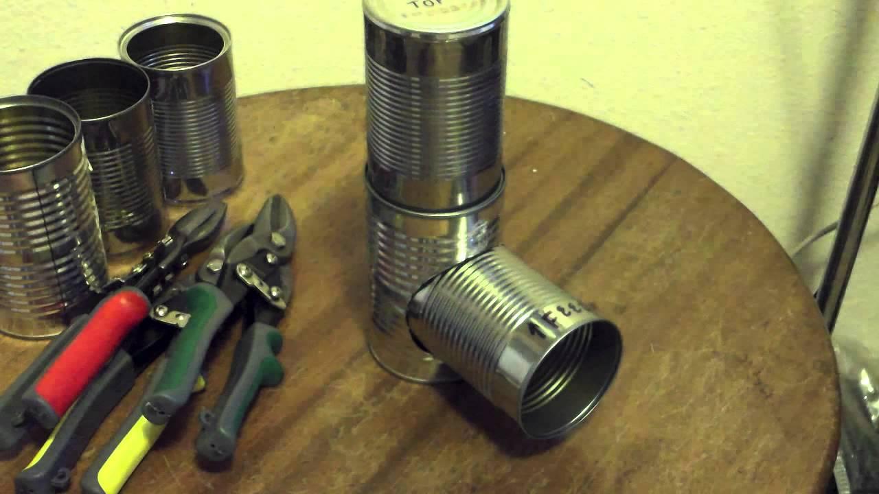 Survival build your own rocket stove pt 1 youtube for Build your own rocket stove
