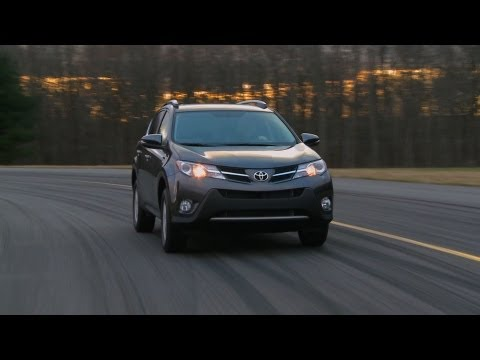 2013 Toyota RAV4 first drive from Consumer Reports