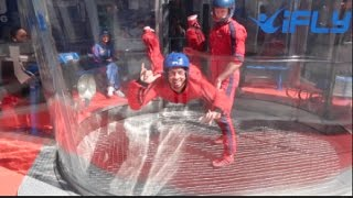 OUR FIRST TIME INDOOR SKYDIVING!!!