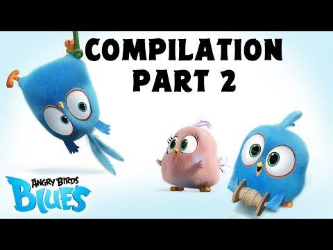 Angry Birds Blues - 11- 20 kompilácia