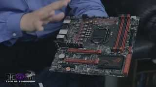 ASUS Maximus VII Gene ROG mATX Motherboard Tour & Overview