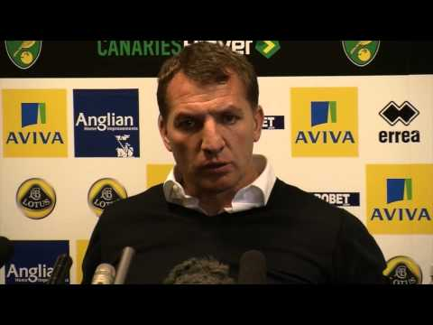 "CL-Quali? Brendan Rodgers: ""Gratulation an das Team"" 