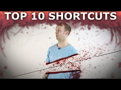 Top 10 After Effects Keyboard Shortcuts - Basic Tutorial